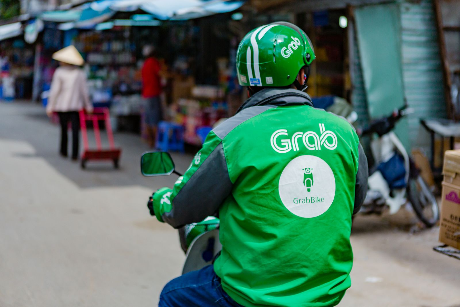 In Vietnam's Ride-Hailing Market, It's Grab Against the World  And