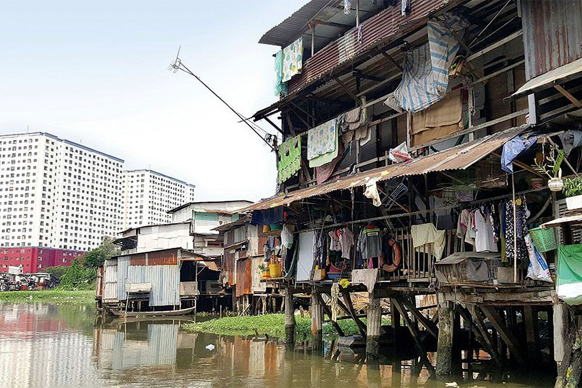 According To A Draft Plan By The Munil Construction Department Saigon Will Allocate 10 000 Social Housing Apartments Residents Who Be Relocated