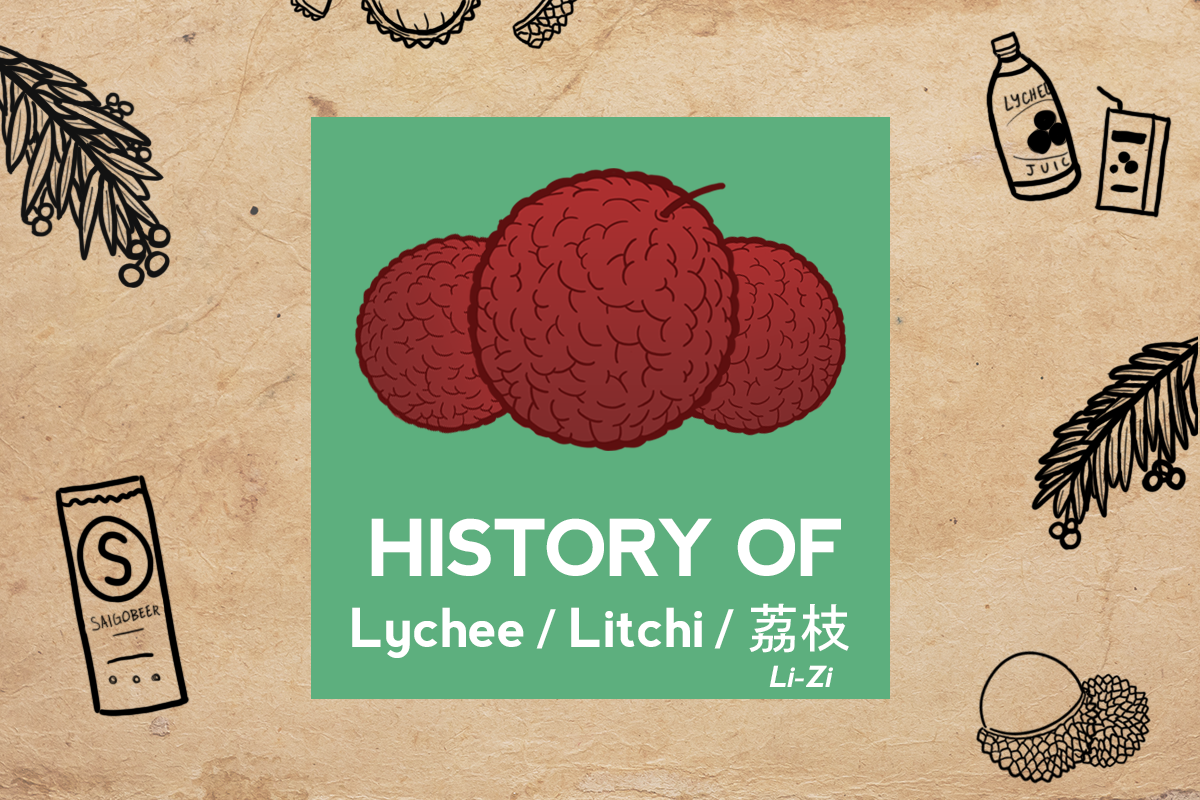 The Wild, Wondrous History of Lychee