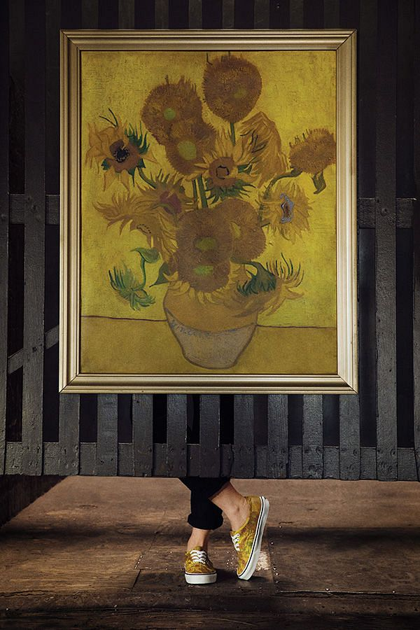 9660b3814bd Vans x Van Gogh Museum Collection Will Also Be Available in Vietnam ...