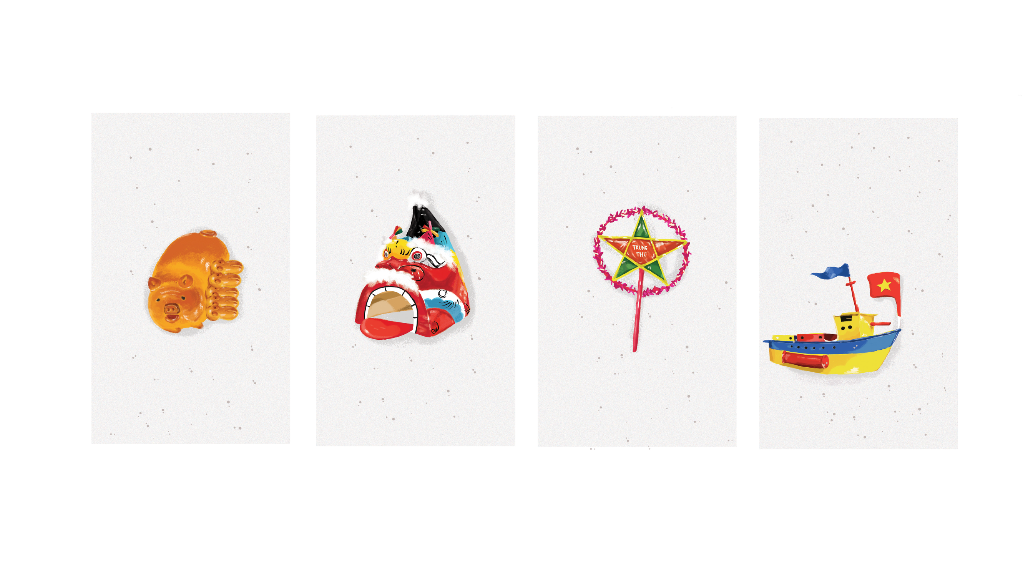 [Illustrations] Revisit Your Childhood Mid-Autumn Memories Through This Hanoi Designer's Artwork