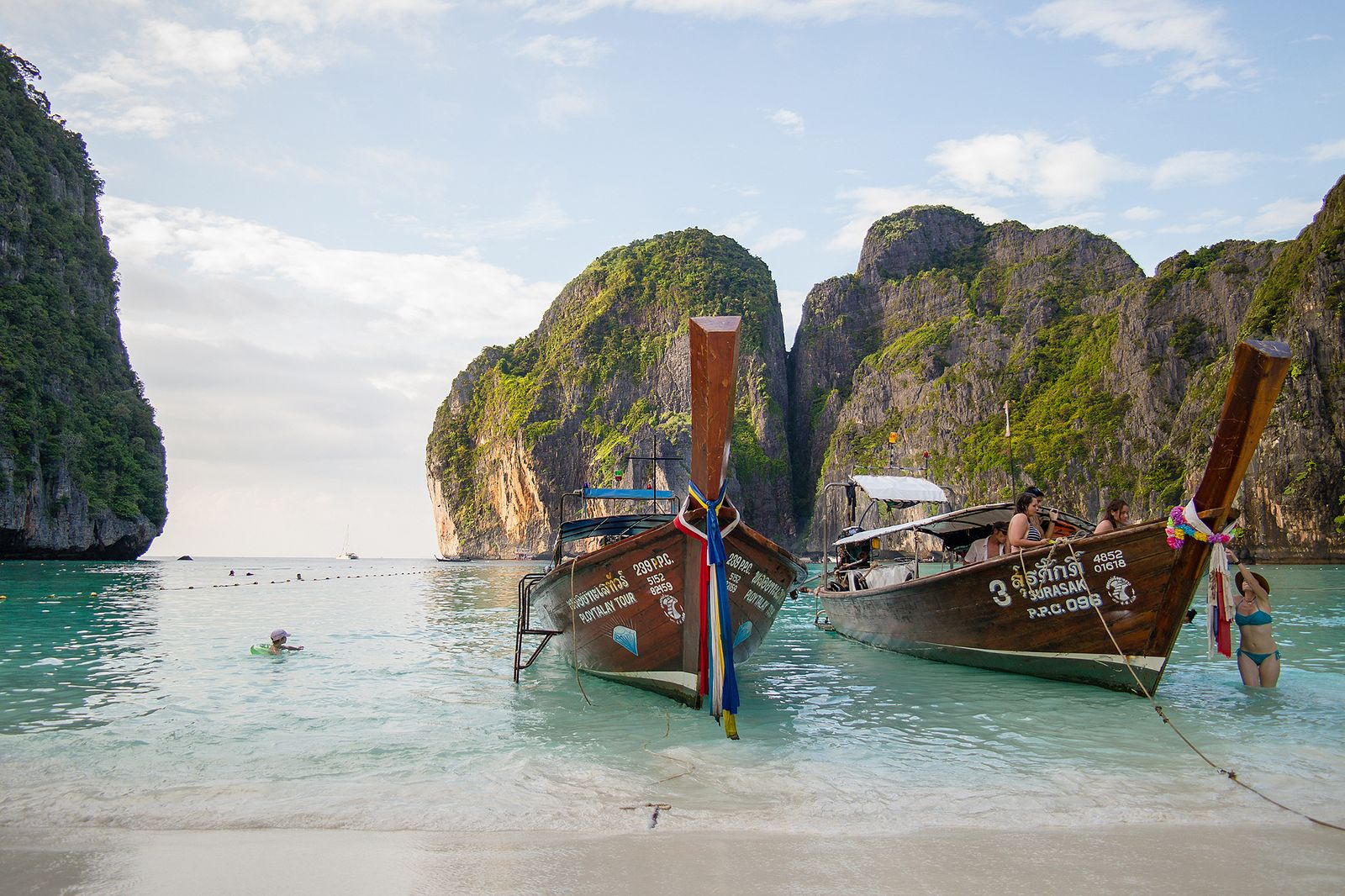 Thailand Closes Famous Maya Bay Indefinitely to Save Coral