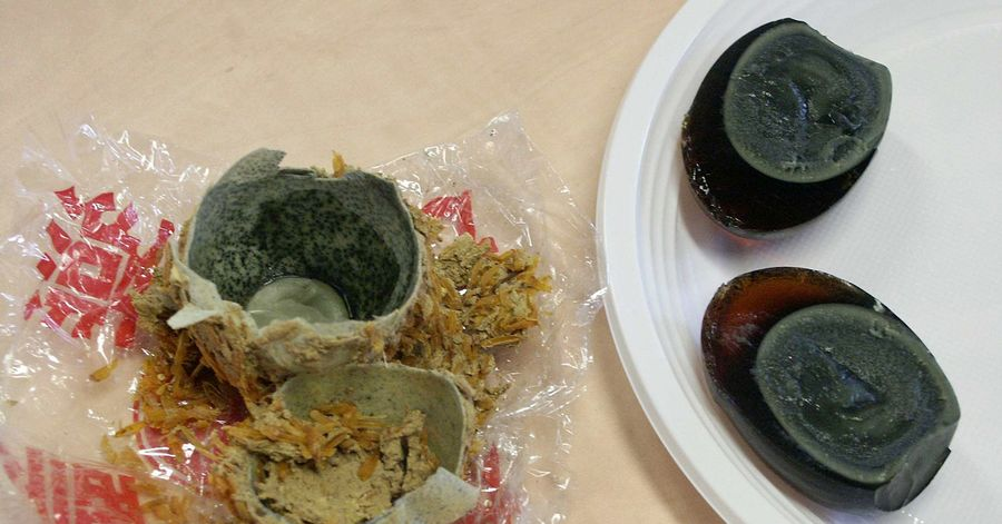 Chinese Internet Is Upset That Italy Seized Hundreds of Century Eggs, Calling Them 'Unfit for Human'