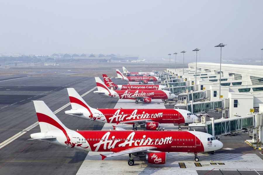 AirAsia Once Again Gives up Plan to Launch New Airline in Vietnam