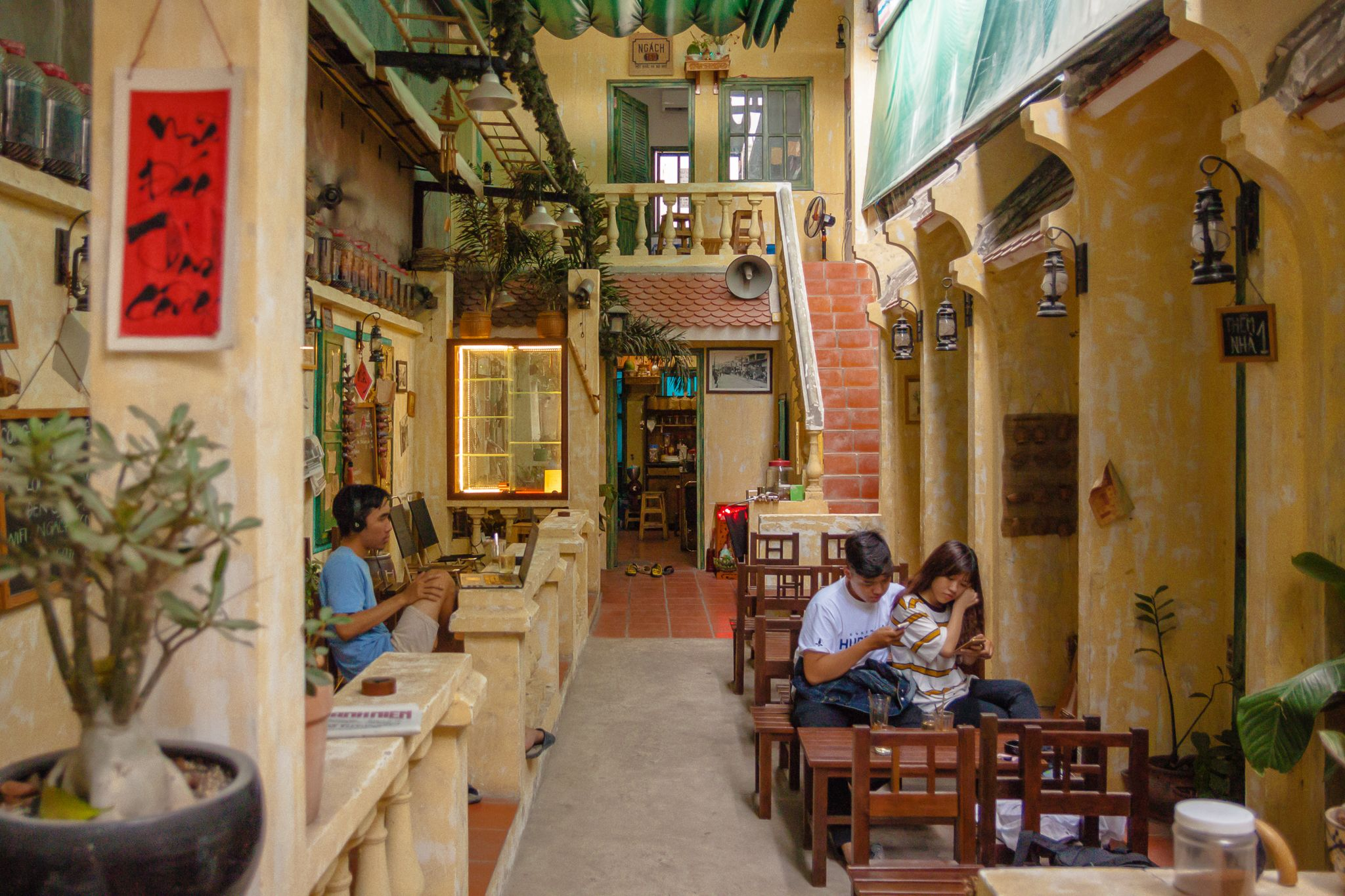 Hem Gems: When a Saigon Cafe Gets Its Hanoi Quirks Just Right