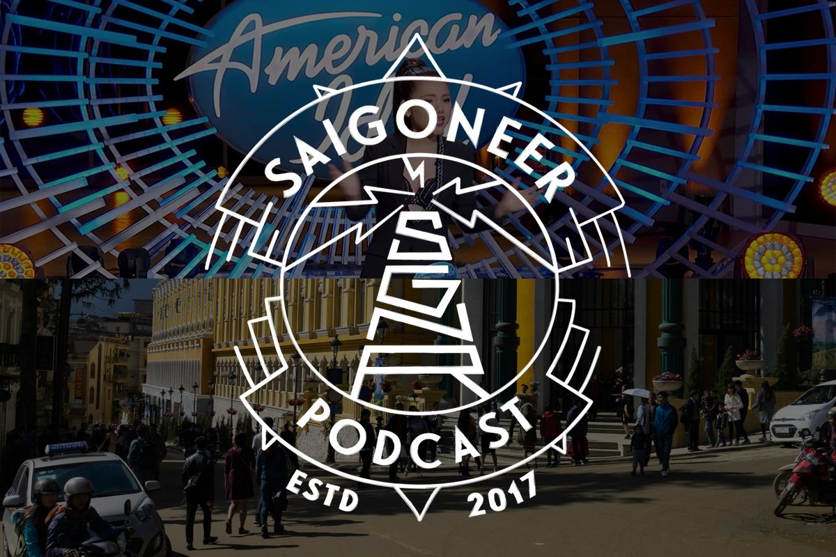 Saigoneer Podcast: Vietnamese in Reality TV Shows and