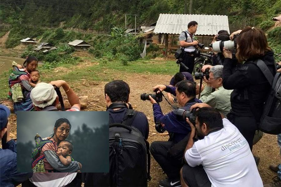 Award-Winning Photo of Hmong Woman Raises Questions Over Photography Ethics