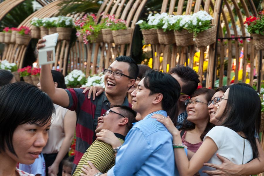 Vietnam Ranks 94th of 156 in New World Happiness Report