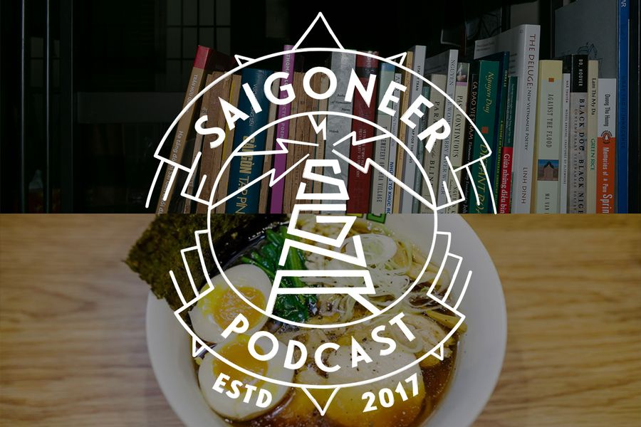 Saigoneer Podcast: Our Favorite Vietnamese Poems; Perceptions of Foreign Cuisine