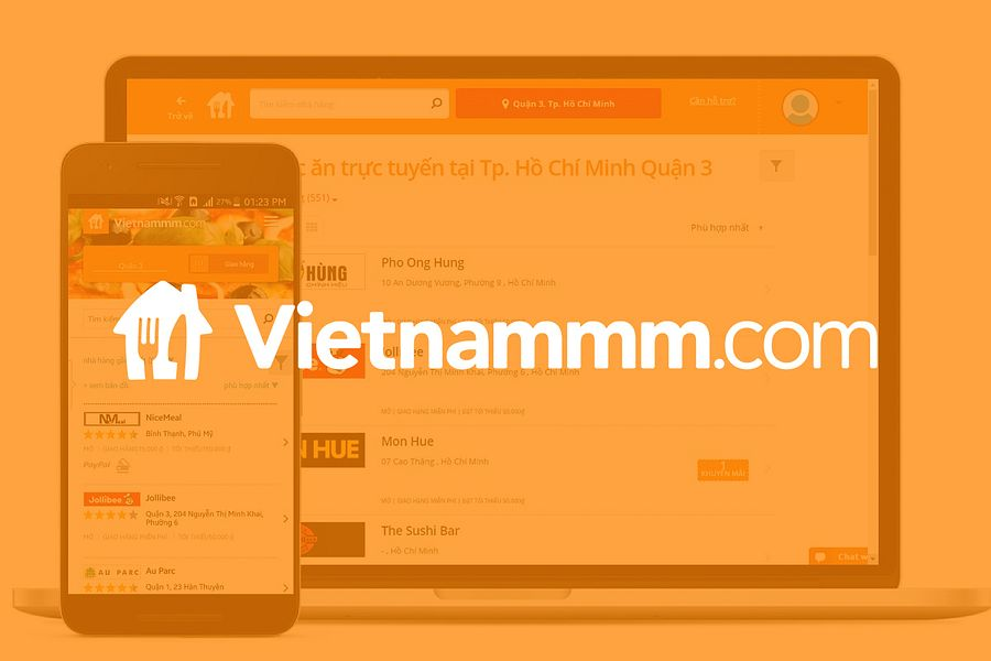 Food Delivery Service Vietnammm Acquired by South Korean Tech Startup