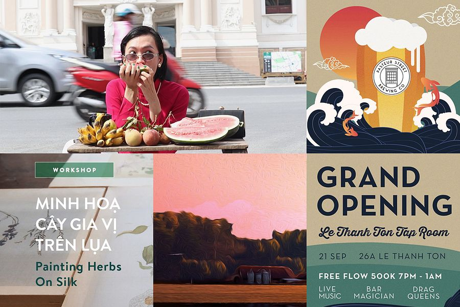 Saigoneer's Weekend Event Picks