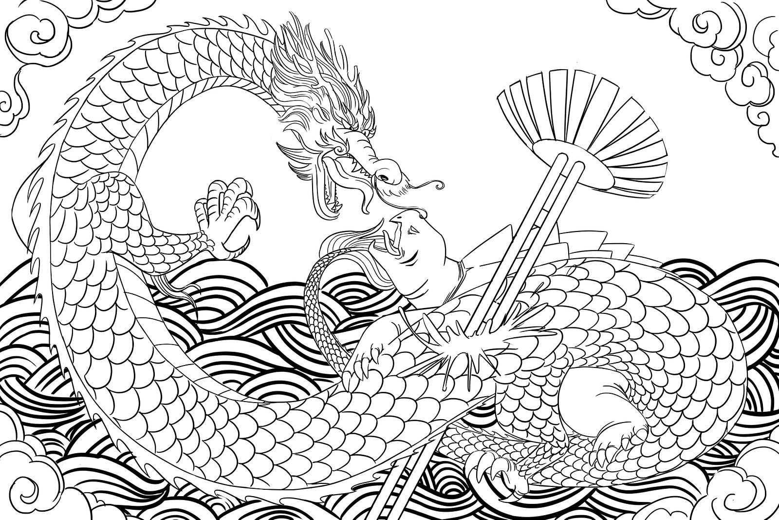 - We Made Some Saigoneer Coloring Templates For You Because Adults