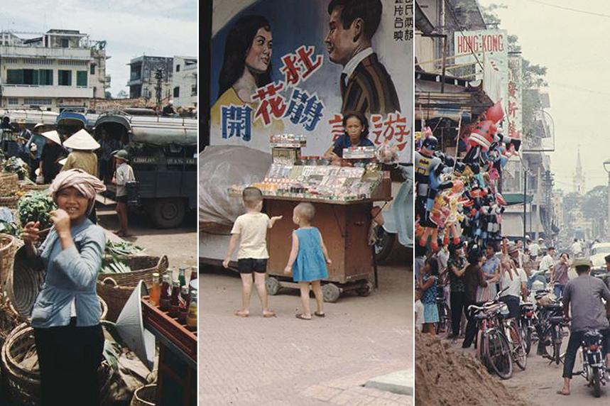 Photos] The Frenetic Energy of 1960s Chợ Lớn - Saigoneer