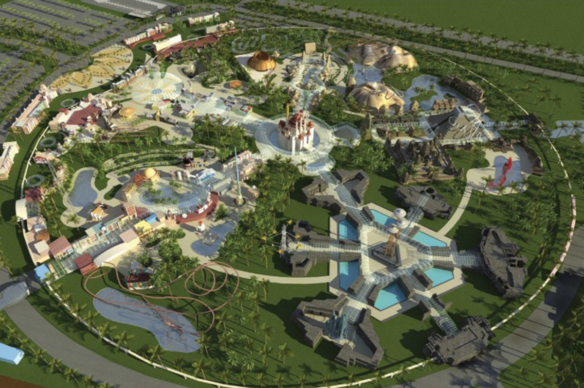 Massive Long An Theme Park Project Abandoned Due To Debt