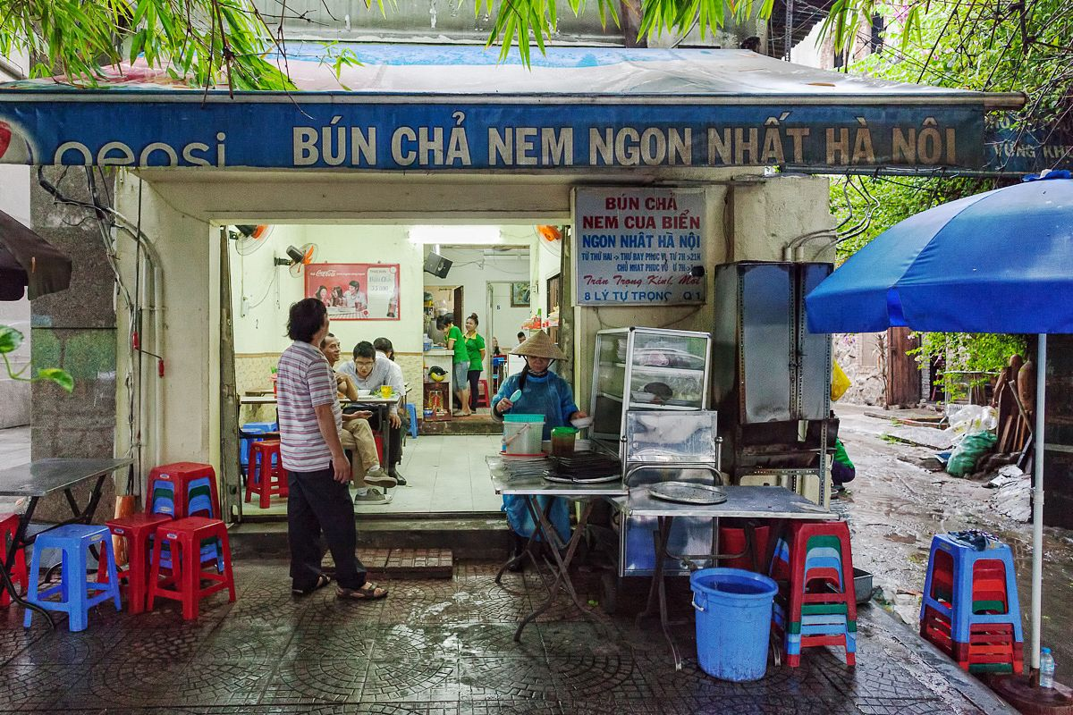 Hem Gems: The Best Bun Cha in Hanoi…in Saigon - Saigoneer