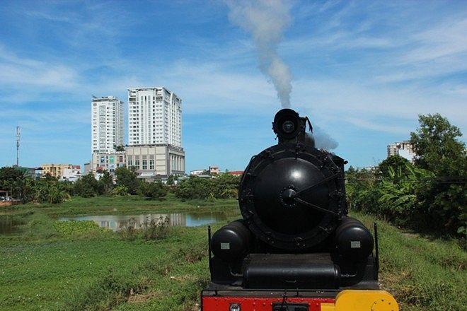 Left For Dead, Vietnam's First Restored Steam Locomotive