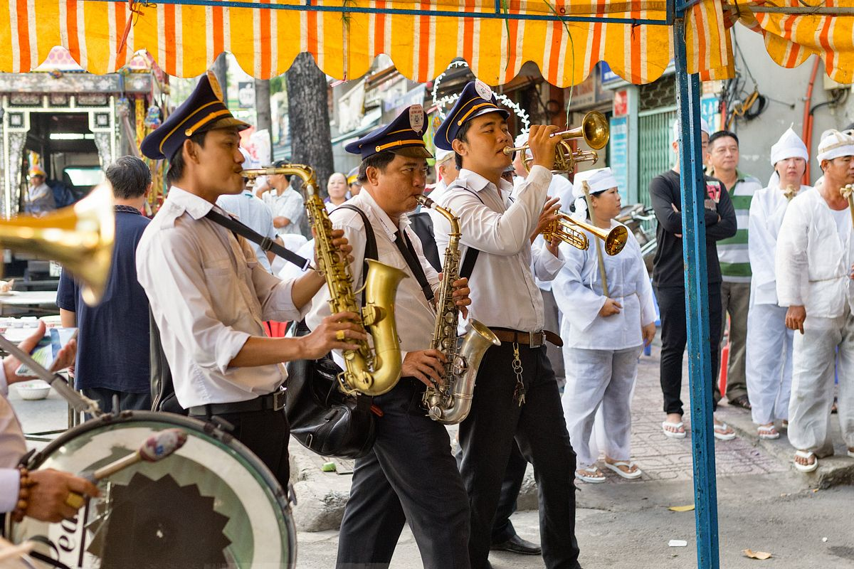 Saigon, East of New Orleans: The Surprising Global Roots of