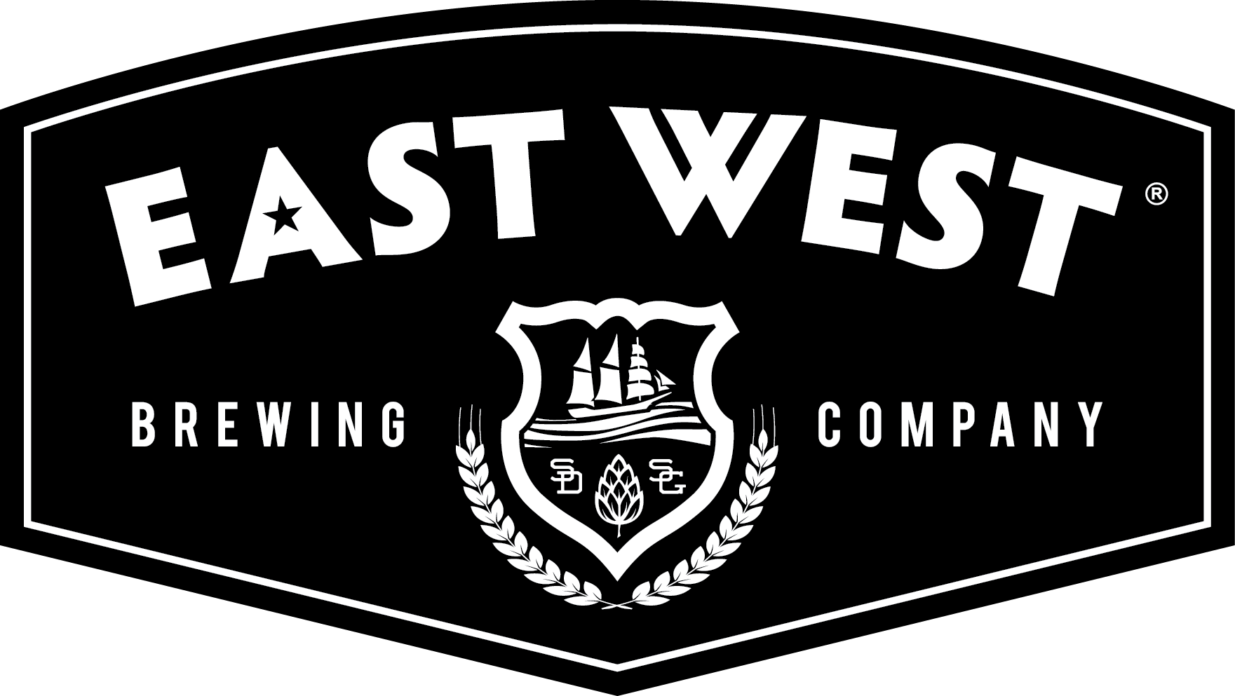 East West logo