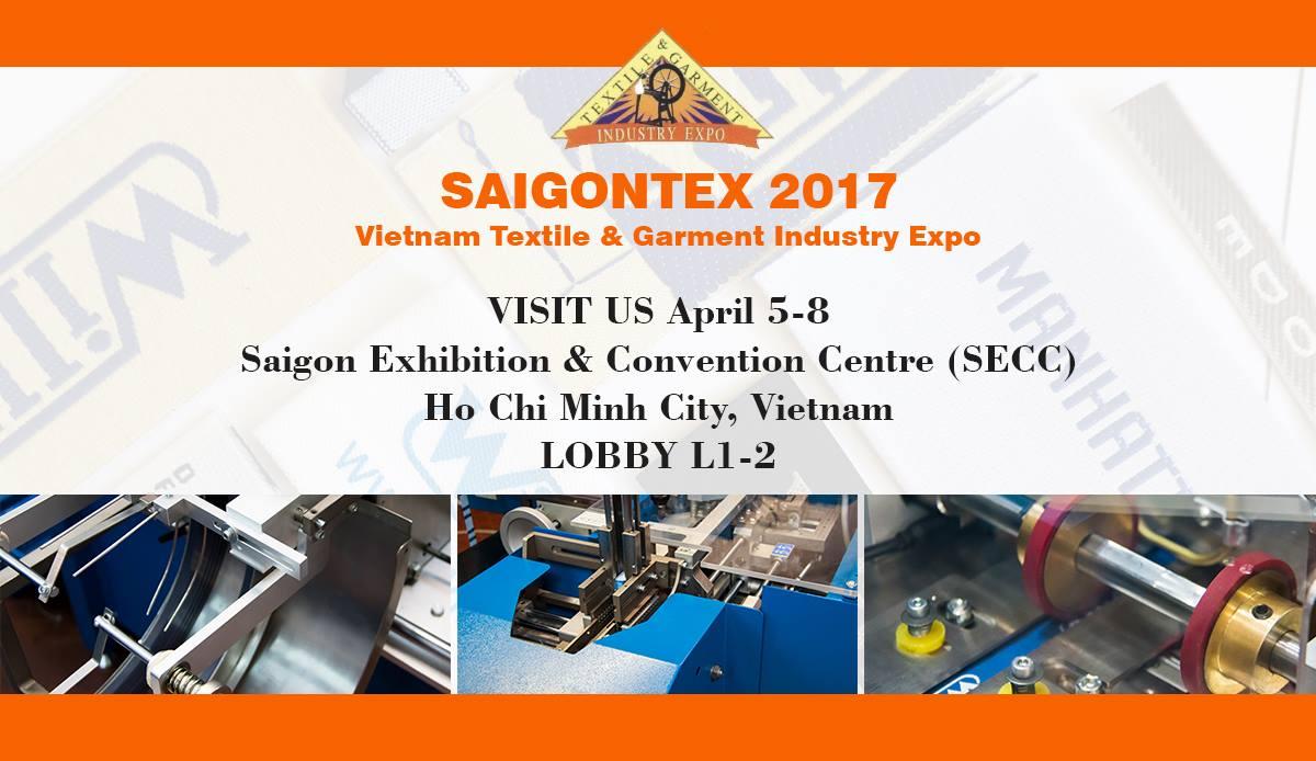 Saigontex 2017 @ Saigon Exhibition and Convention Center - Saigoneer