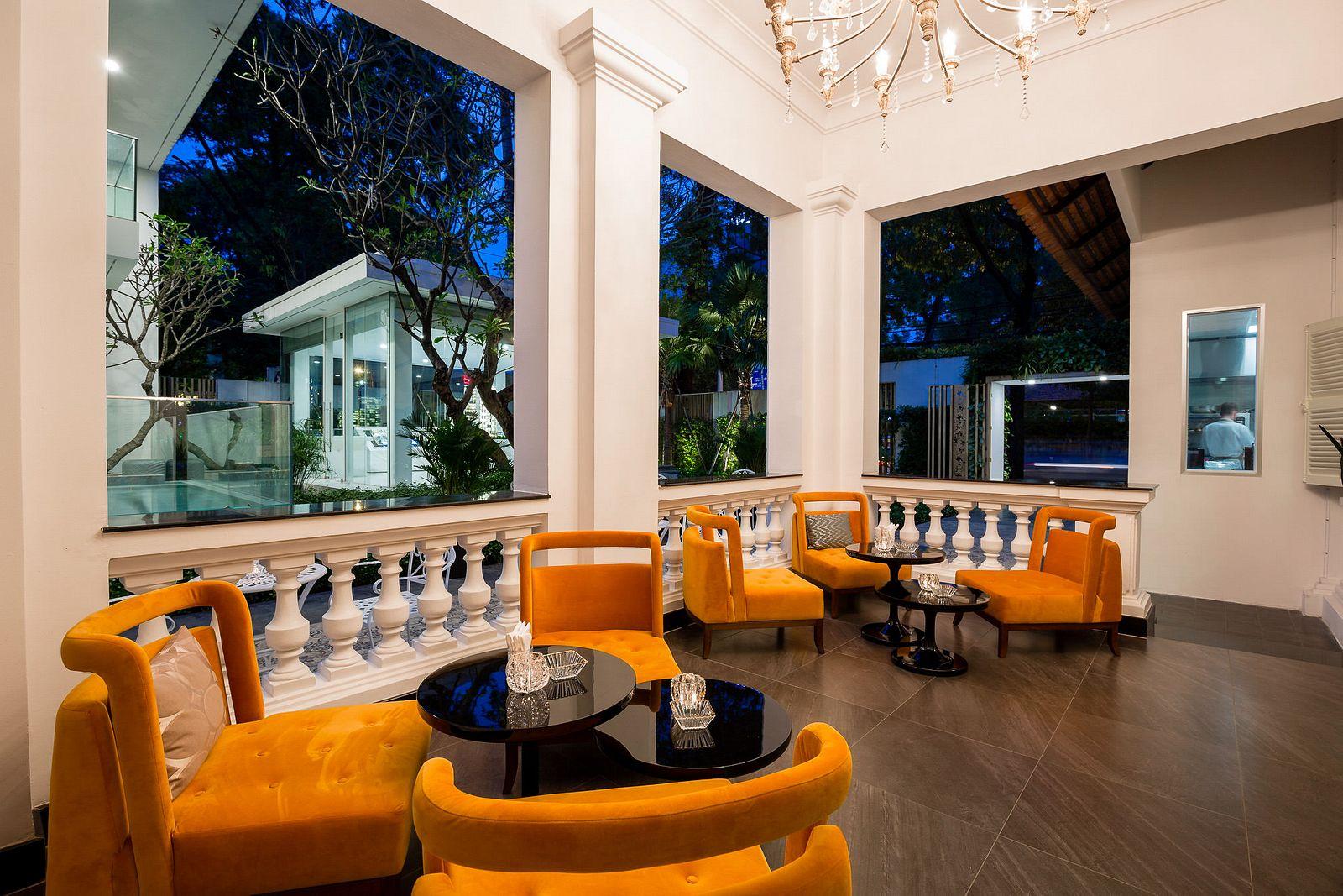 Jardin Des Sens Serves As Ambassador For French Gastronomy In Saigon