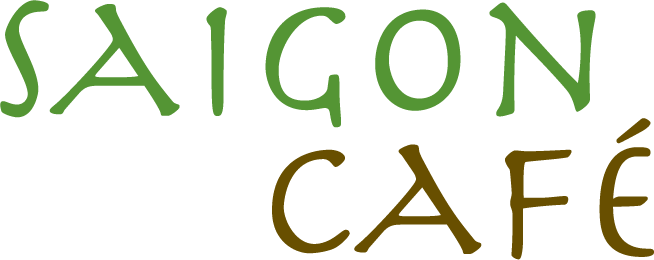 Saigon Cafe logo