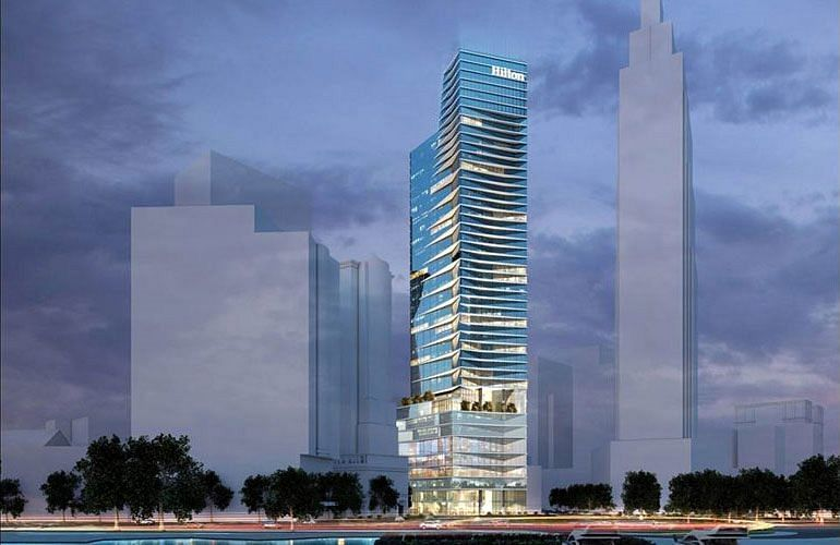Renderings] Here's What the Upcoming Hilton Saigon Hotel