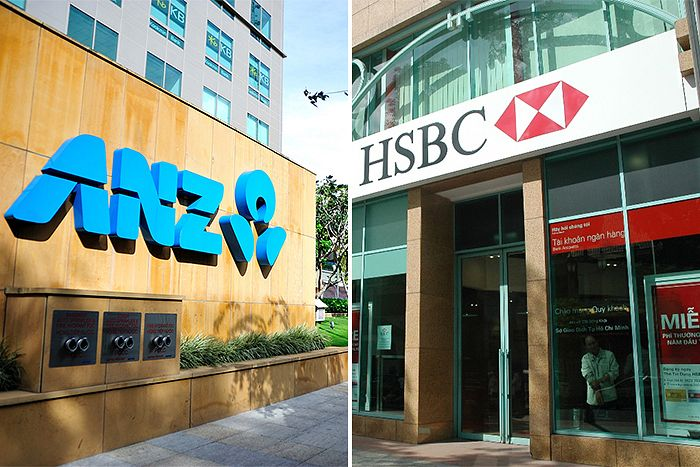 HSBC, ANZ To Close HCMC Branches Ahead Of New Operating