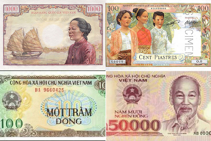 A Look At Vietnamese Currency Through History