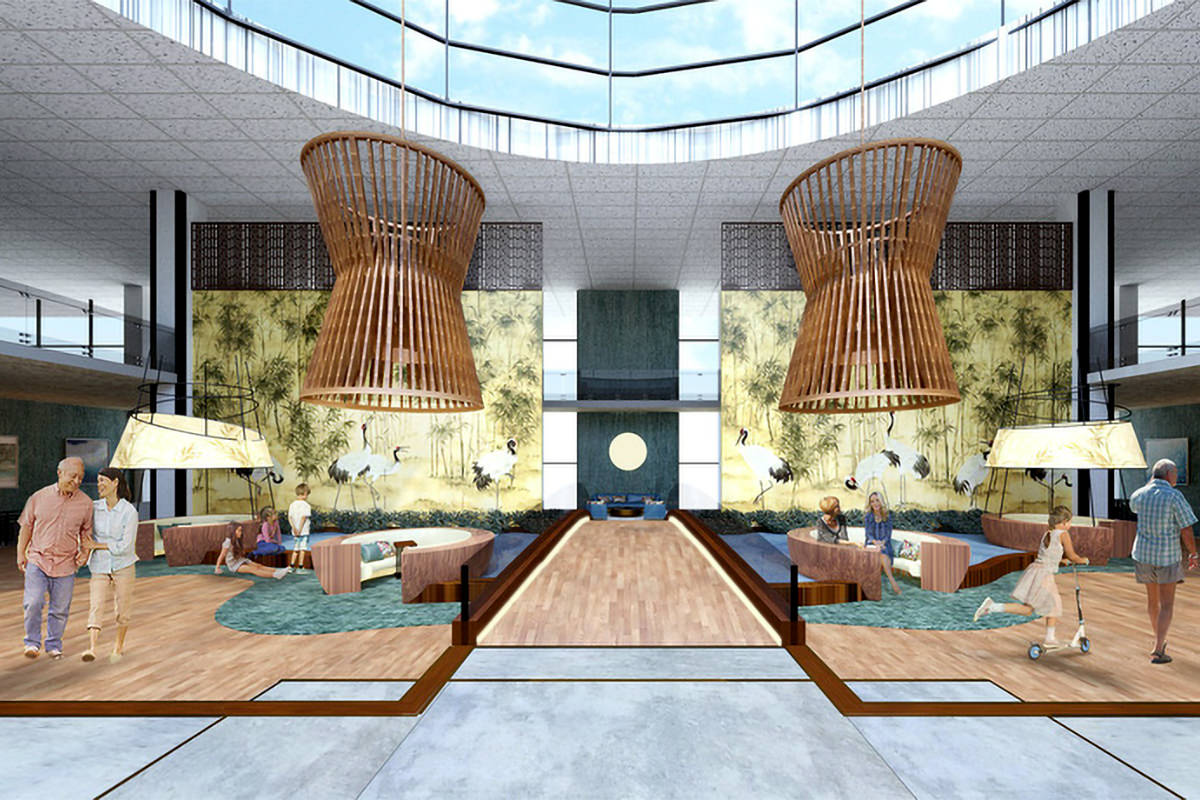 Vietnamese student wins top us interior design award with - Bamboo designs for interior designing ...