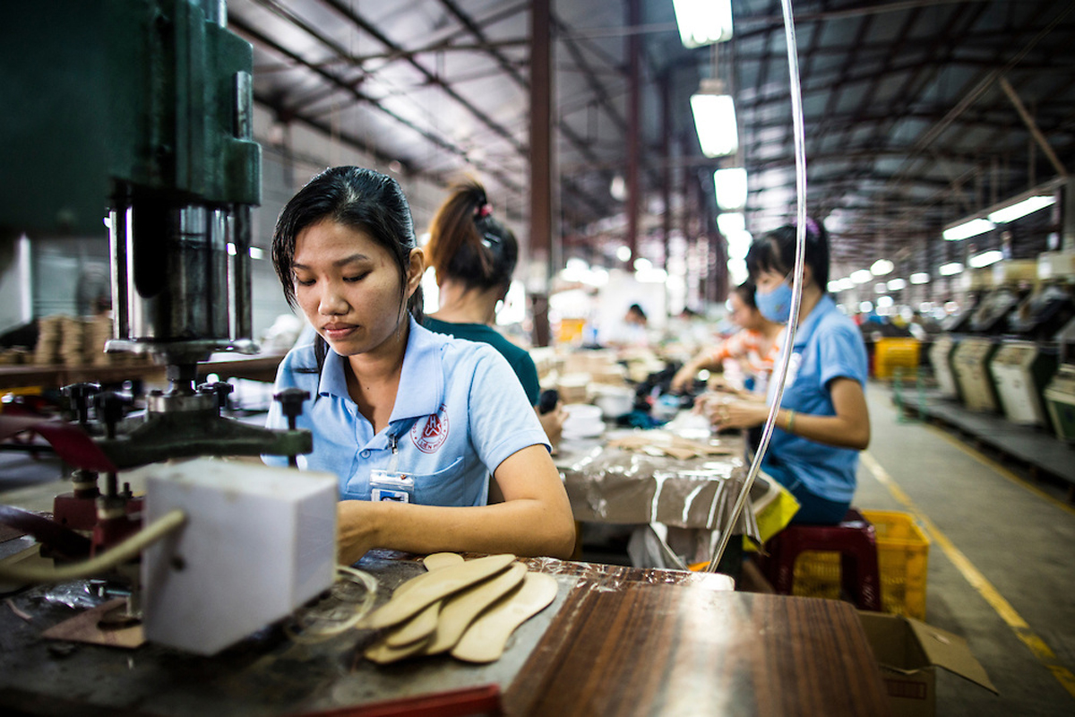 vietnam economy The statistic shows the distribution of employment in vietnam by economic sector from 2007 to 2017 in 2017, 4087 percent of the employees in vietnam were active in the agricultural sector, 2507.