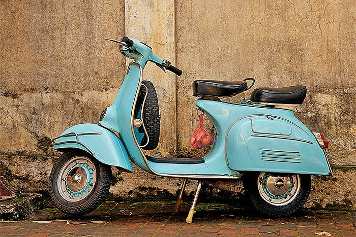 Vintage Vespa: A Design That Stands The Test Of Time – Part I