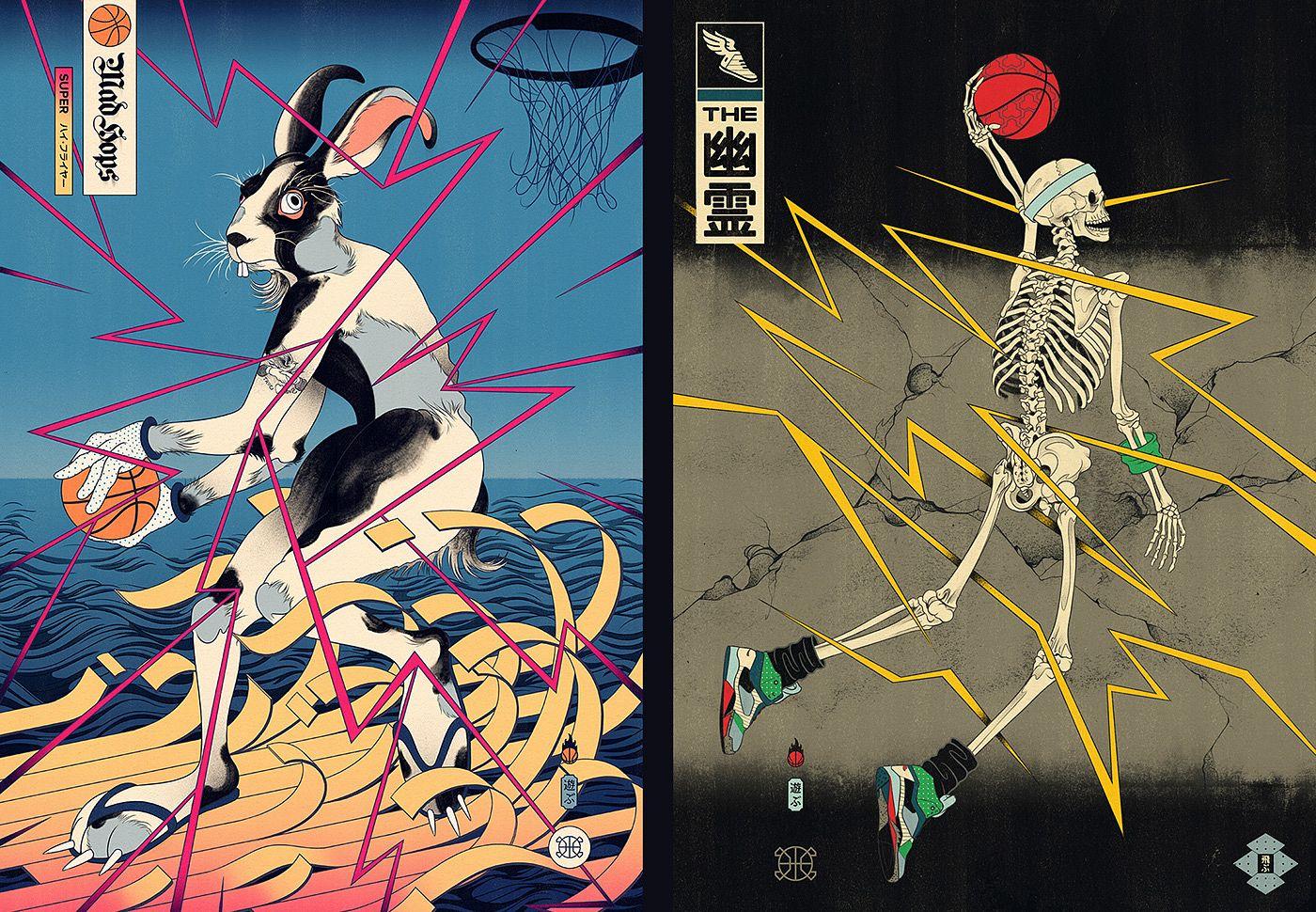 art of the game ukiyo-e heroes netflix