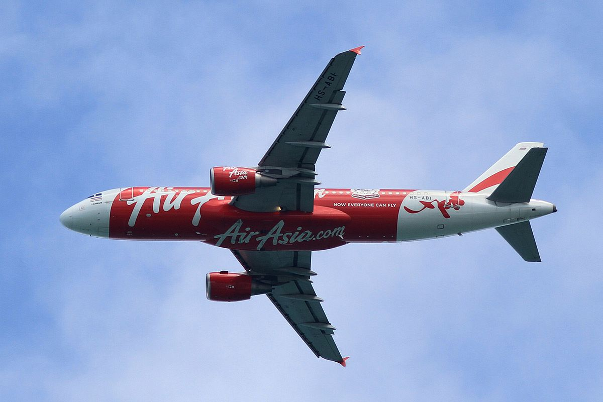 AirAsia Flight Carrying 162 Goes Missing En Route To Singapore ...