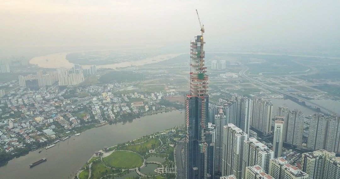 Saigon's Landmark 81 to Finish in 2018, Becoming Vietnam's