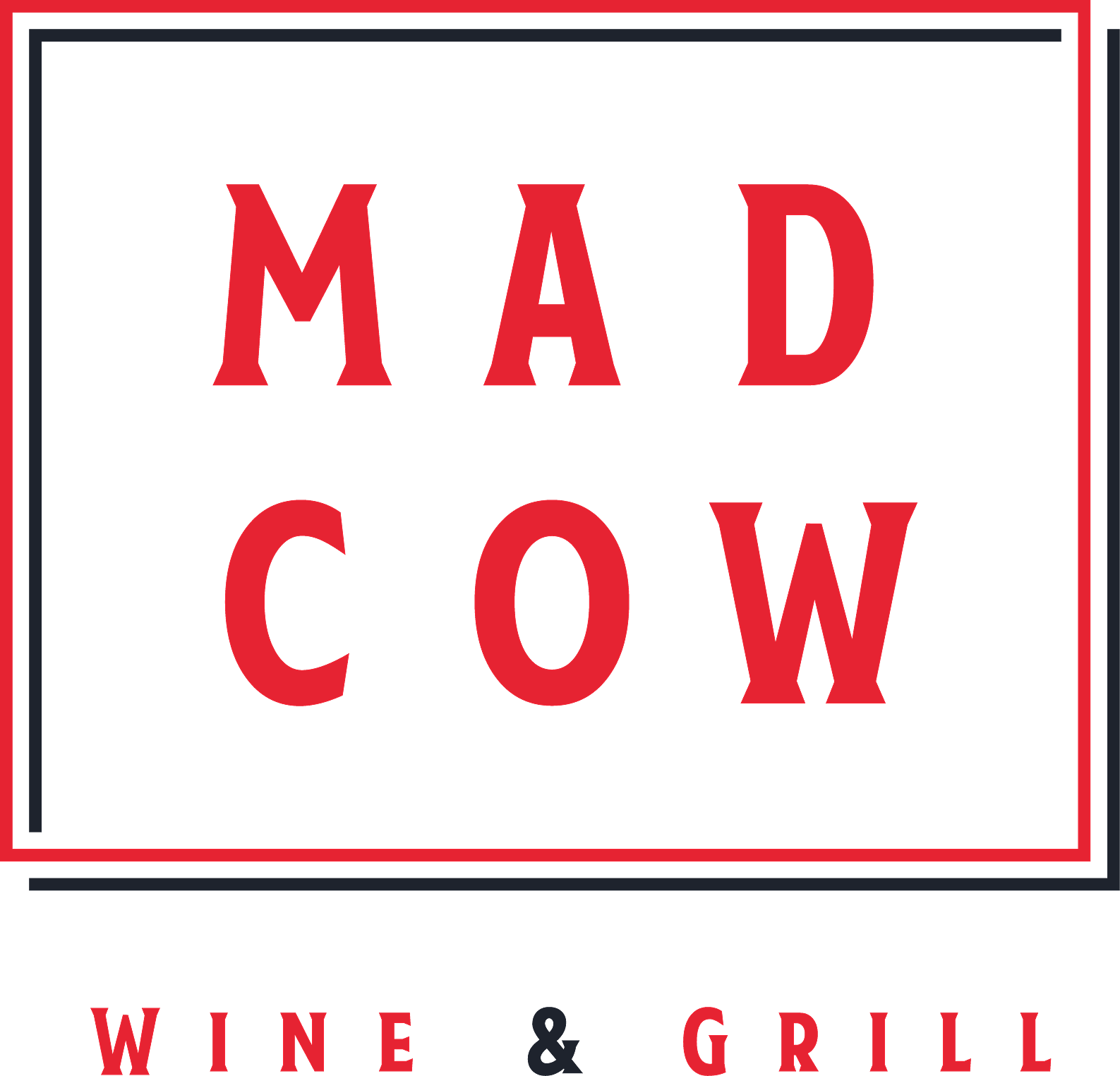 Mad Cow  logo