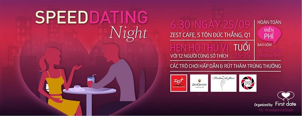 VILMA: Speed dating ho chi minh city