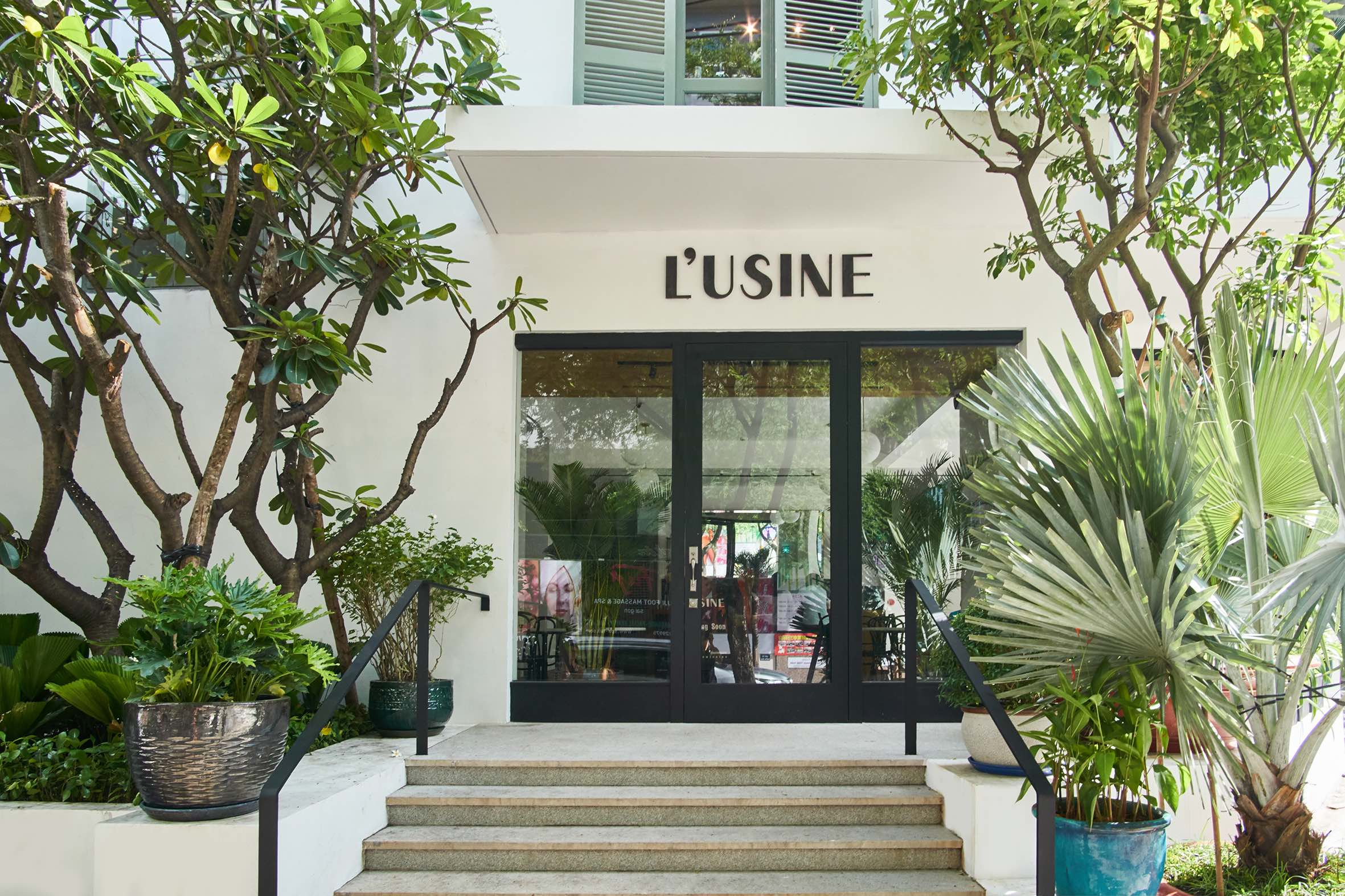 Latest L'Usine Location Set to Propel Brand into New Era | Saigoneer