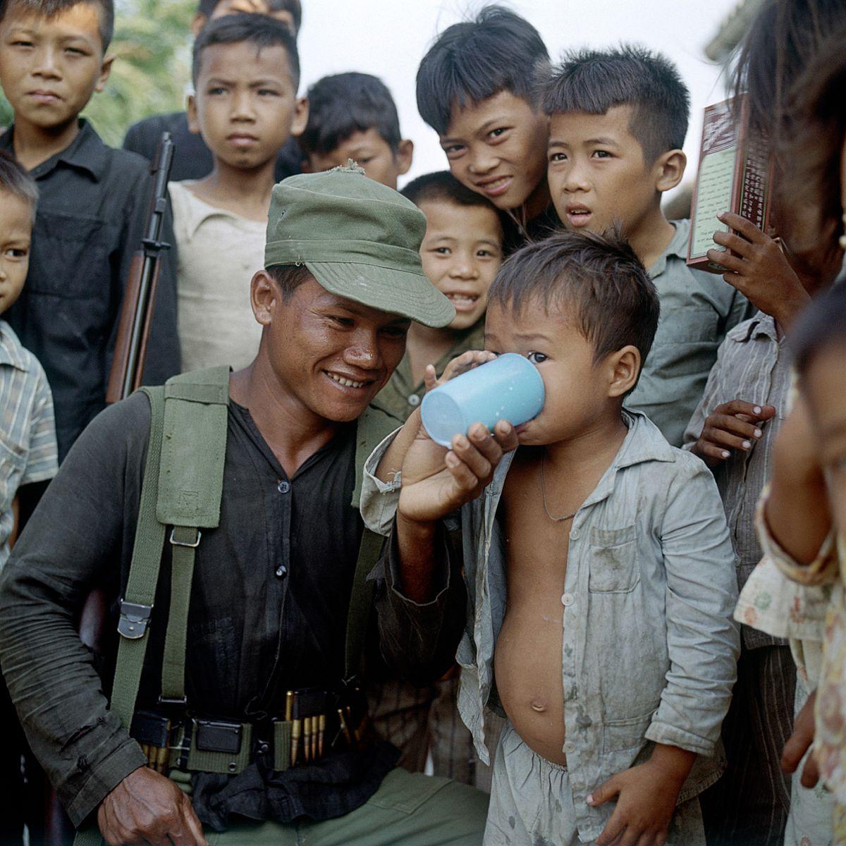 [Photos] The Children of 1967 Vietnam - Saigoneer | Việt