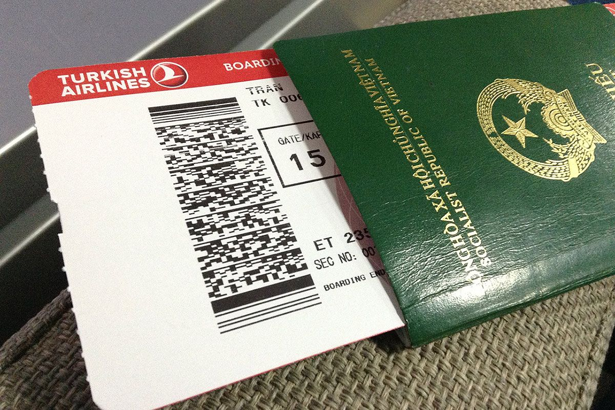 Passport Index Ranks Vietnamese Passports 157 Out of 199 - Saigoneer