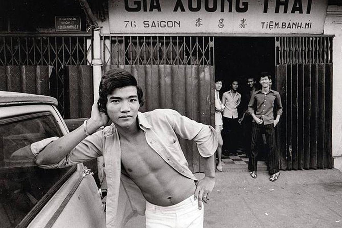 [Photos] 1972 Saigon, a City of Style