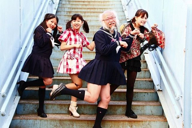 Teen girls caravelle japan