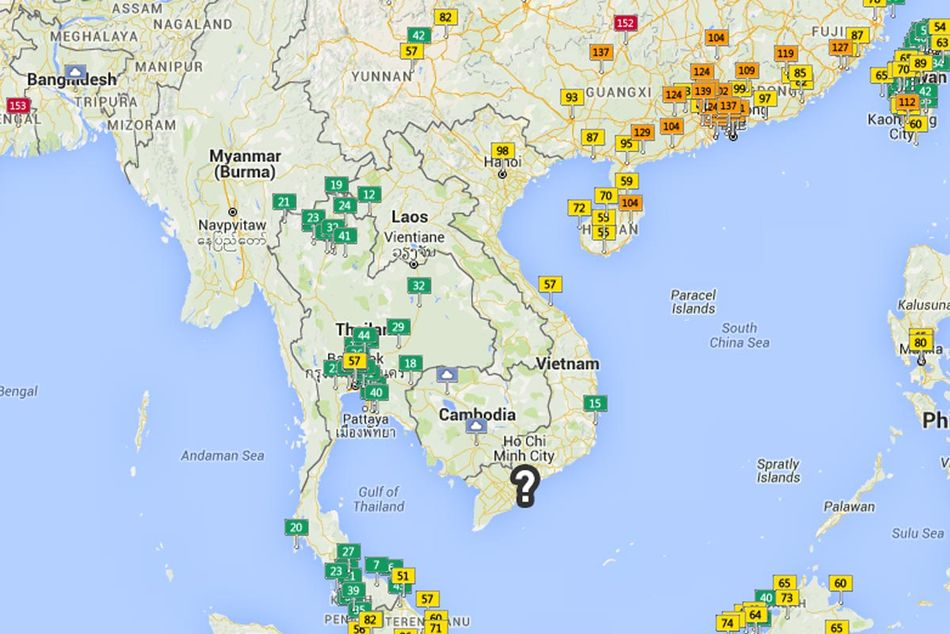 Heres Why Saigon Is Missing From This Pollution Map
