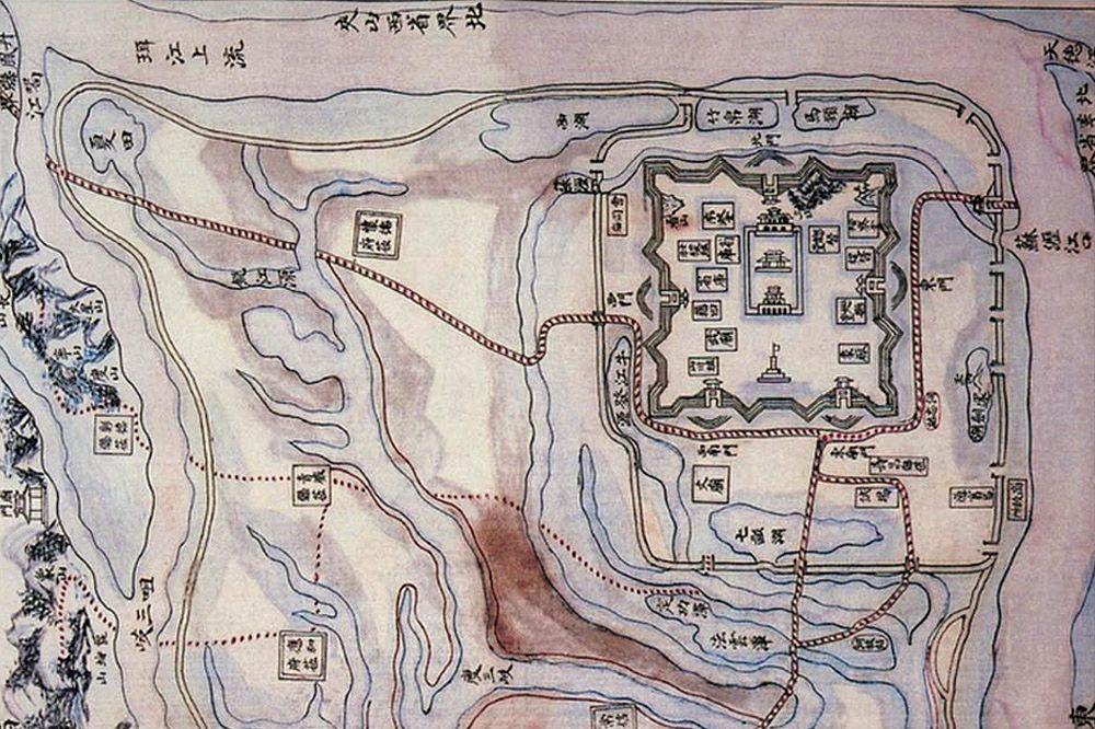20 Beautiful Old Maps of Hanoi - Saigoneer