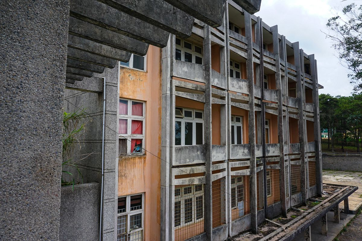 Photos] A k Inside Da Lat's Abandoned Franciscan Mission ... on