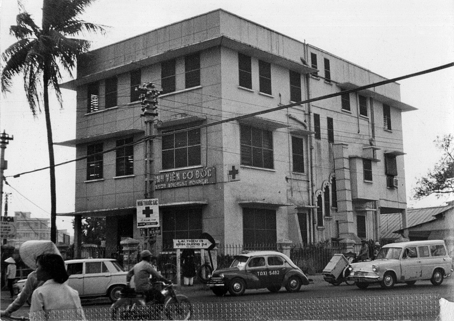 Old Saigon Building of the Week: Former Saigon Adventist