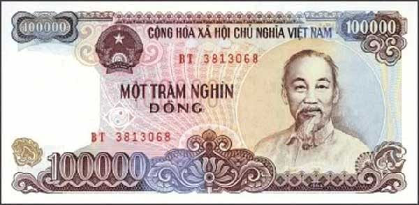 The Last Major Change To Dong Occurred In 2003 When Began Replace Cotton Banknotes With Plastic Polymer And Added 500 000 Note