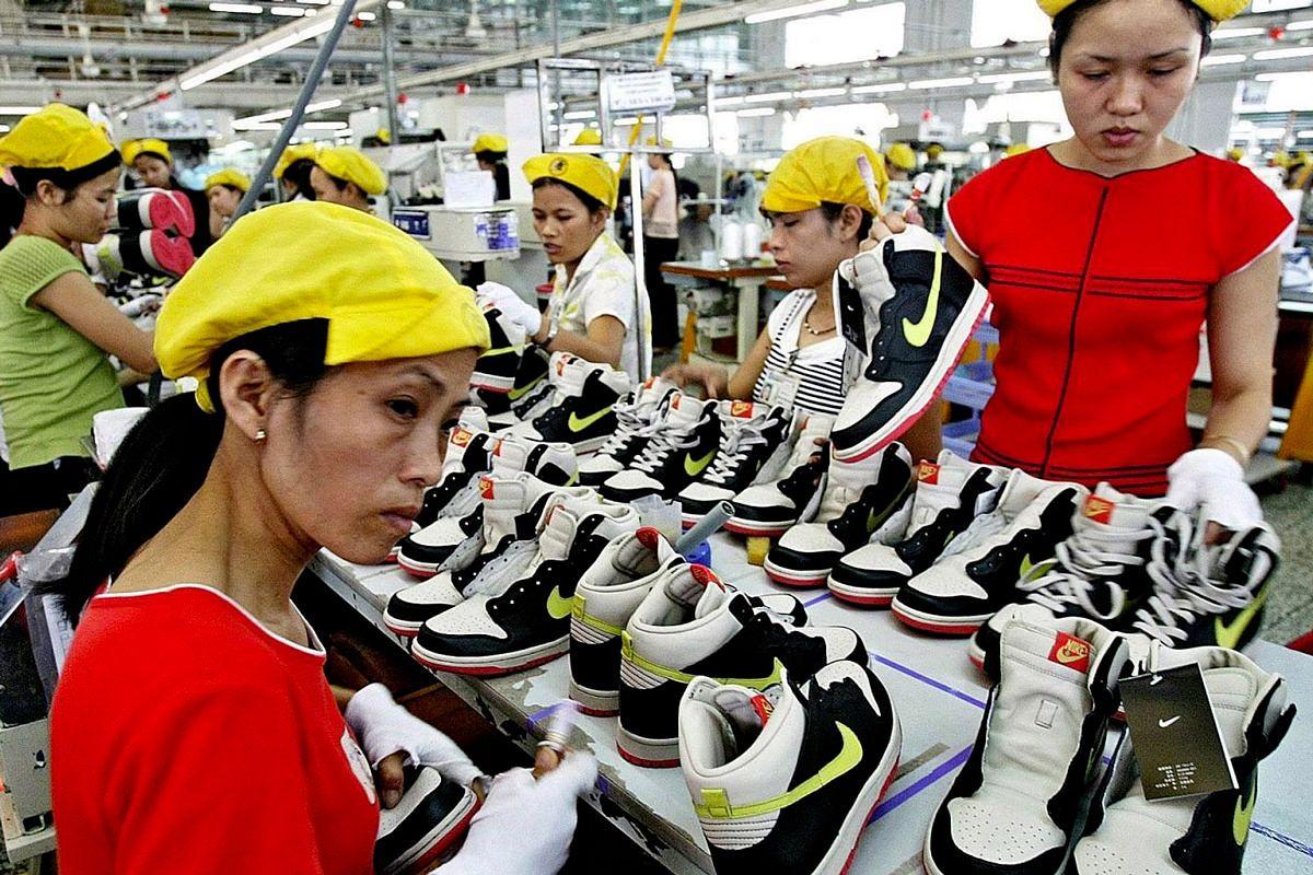 nike factory vietnam nike vietnam factory outlet