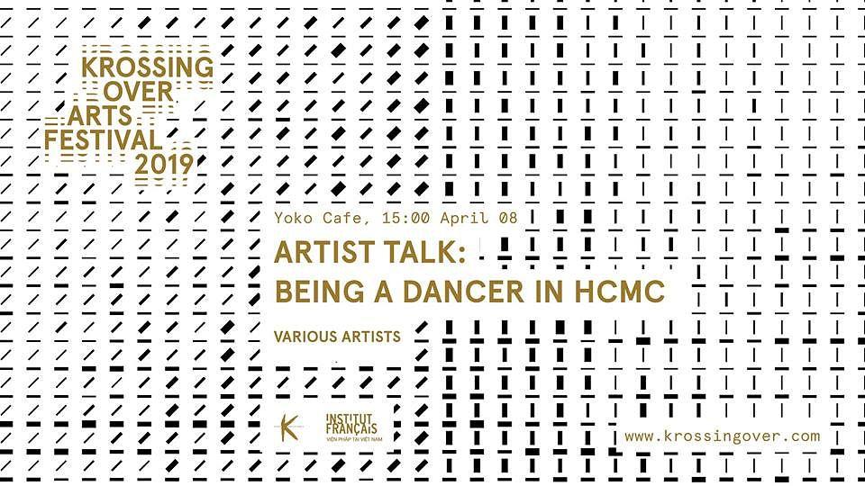 Artist Talk: Being a dancer in HCMC @ Yoko Cafe - Saigoneer