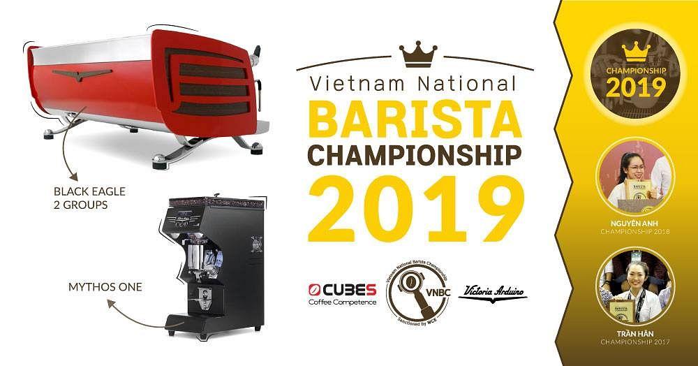 Vietnam National Barista Championship 2019 @ SECC - Saigoneer