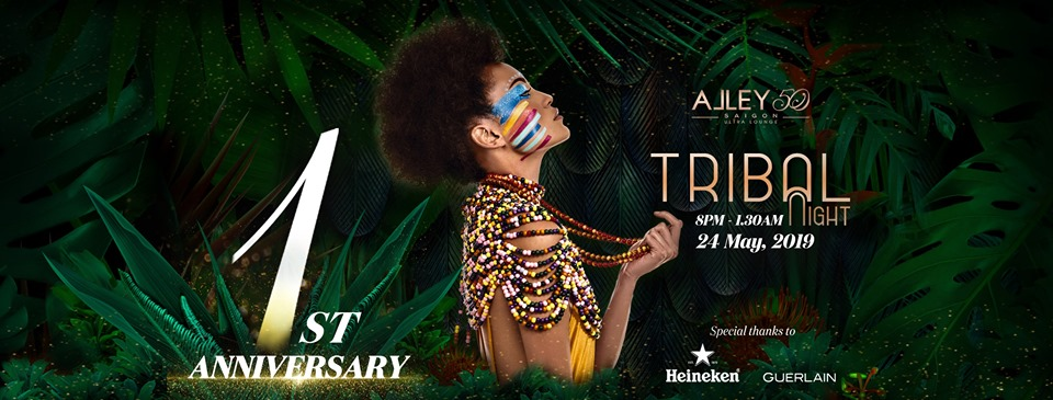Tribal Night @ ALLEY50